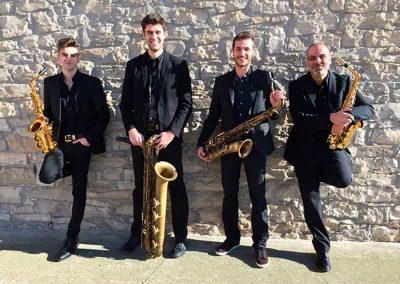 19/01/2019: Inmotion Sax Quartet (III Concabella Jazz)