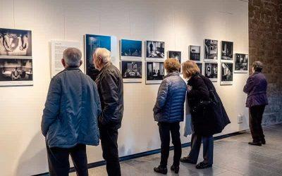 """31/01/2019 Exposición """"Pedrolo, revelat negre"""""""