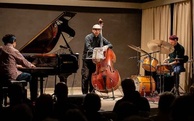20/02/2019 Concert memorable d'Albert Sanz Trio dins del III JazzConcabella