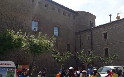 27/05/2019 Visita de los alumnos del Colegio Sant Jaume Les Heures de Lleida