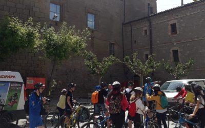 27/05/2019 Visita dels alumnes del Col·legi Sant Jaume Les Heures de Lleida