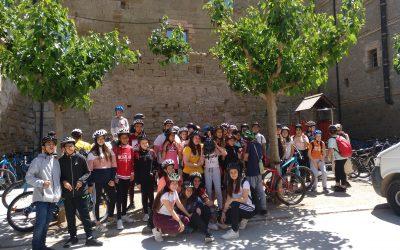 12/06/2019 Visita del Col·legi Sant Josep de Mataró