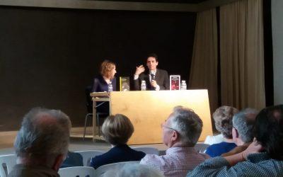 """01/06/2019 Conferència """"Escriure i publicar en català avui"""""""