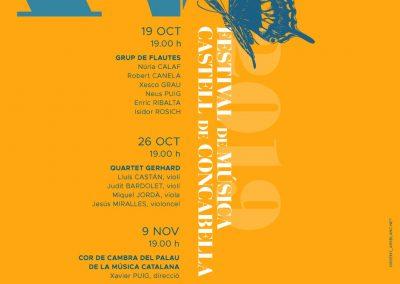 19/10/2019 XV Festival de Música