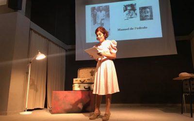 05/10/2019 Espais Escrits: Curs de formació de Manuel de Pedrolo.