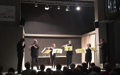 19/10/2019 Obertura del XV Festival de Música al Castell de Concabella