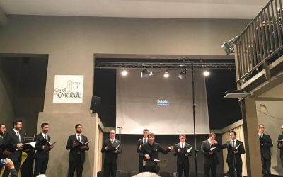 9/11/2019 El Coro de Cámara del Palau de la Música Catalana cierra el XV Festival de Música
