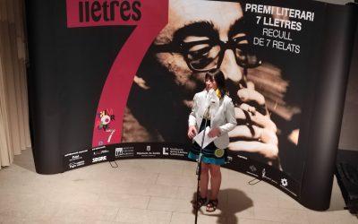 20/09/2020 La segarrenca Ester Enrich Coma guanya el 7Lletres