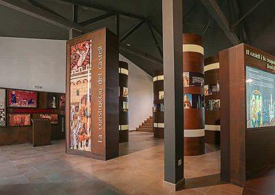 Centre d'interpretació dels Castells del Sió