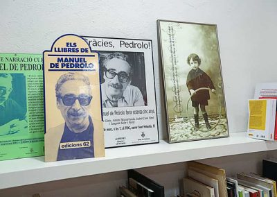 Fons documental de Manuel de Pedrolo