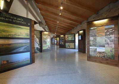 Centre d'interpretació dels Secans de Lleida
