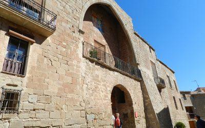 01/08/2019 El Butlletí Turístic Ara Lleida esmenta la nova Ruta dels Castells dels Plans de Sió