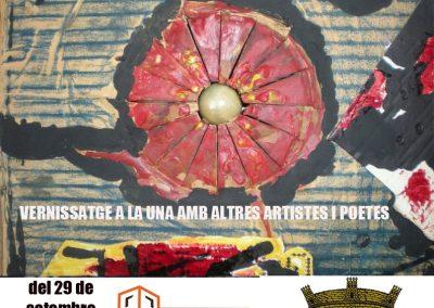 """29/09/2019 Exposició """"Imatges"""" d'Albert Claramont"""