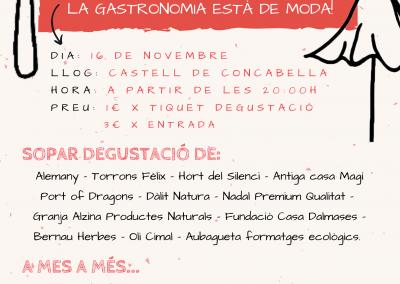 16/11/2019 Gastrosarao Vestim Segarra