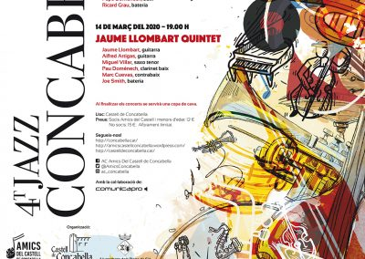 11/01/2020 IV Jazz Concabella