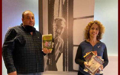 9/11/2020 L'Espai Pedrolo rep els llibres guanyadors del 7Lletres